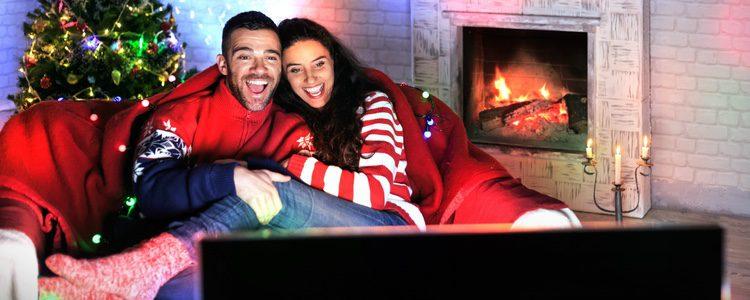 La navidad invade los programas de televisión