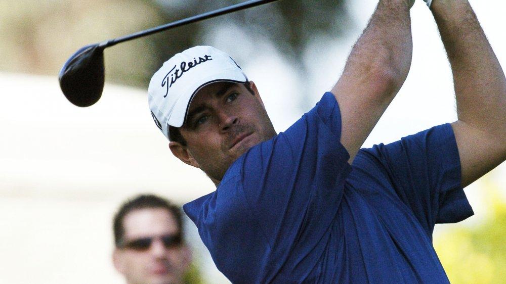 Carson Daly, el Golfista